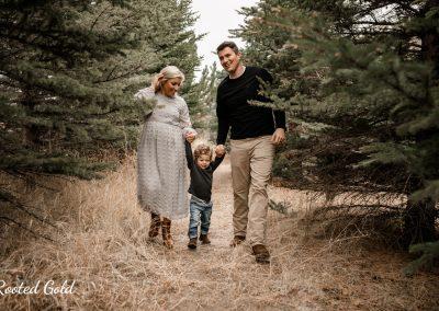 Winter Family Photo Tips
