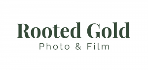 Rooted Gold Logo